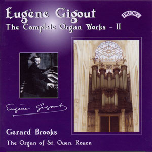 Eugène Gigout: The Complete Organ Works II
