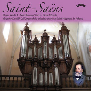 Saint-Saëns Organ Works 4